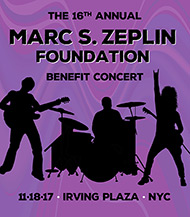 16th Annual Marc Zeplin Foundation Benefit