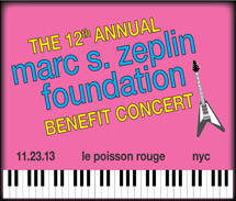 Marc eplin Benefit Concert